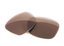 FUSE+ Lenses for Bvlgari 7024 (59mm) Polarized Brown Lenses