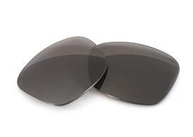 Fuse+ Lenses for Oakley Triggerman (Asian Fit) - Grey Polarized
