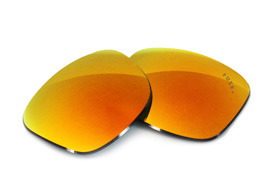Fuse+ Lenses for Oakley Triggerman (Asian Fit) - Cascade Mirror Polarized