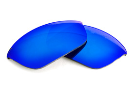 FUSE Lenses for Oakley Wiretap (New) OO4071 Glacier Mirror Polarized