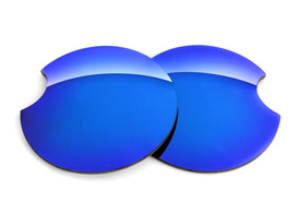FUSE Lenses for Snapchat Spectacles Glacier Mirror Polarized Lenses