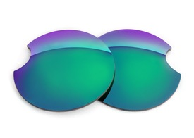 Fuse+ Lenses for Snapchat Spectacles - Sapphire Mirror Polarized