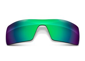 Fuse Lenses for Oakley Oil Rig 1 - Sapphire Mirror Polarized